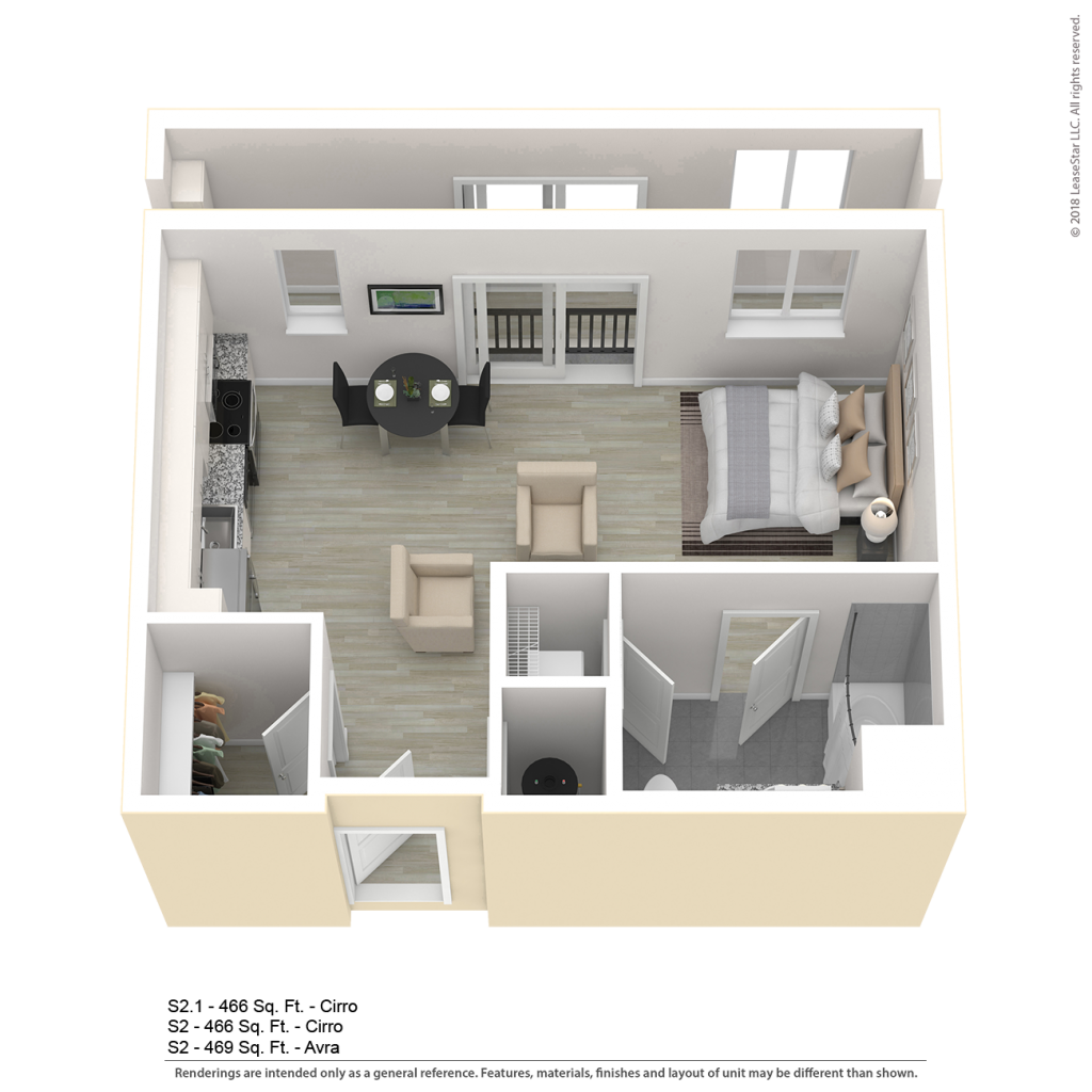 Apartment Floor Plans | Center/West Baltimore